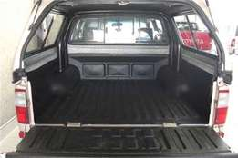 Hilux 2.7 double cab Raider