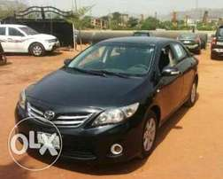 Clean 2012 Toyota Corolla For Sale