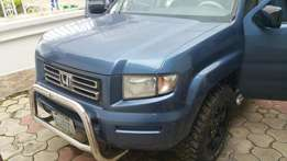 Quick sale Ridgeline truck with extreme Offroad Tyres up for grabs.