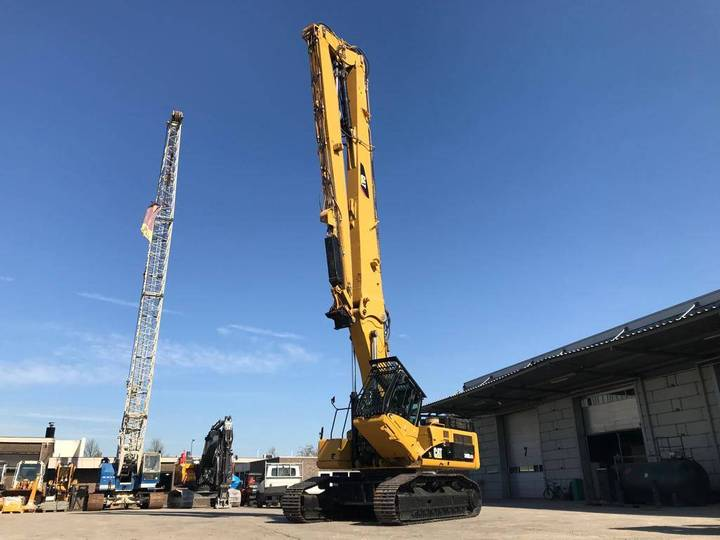 Caterpillar 345c Uhd - 2009