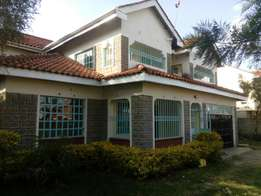 Spacious 5bedroom house to let in Nkoroi Rongai