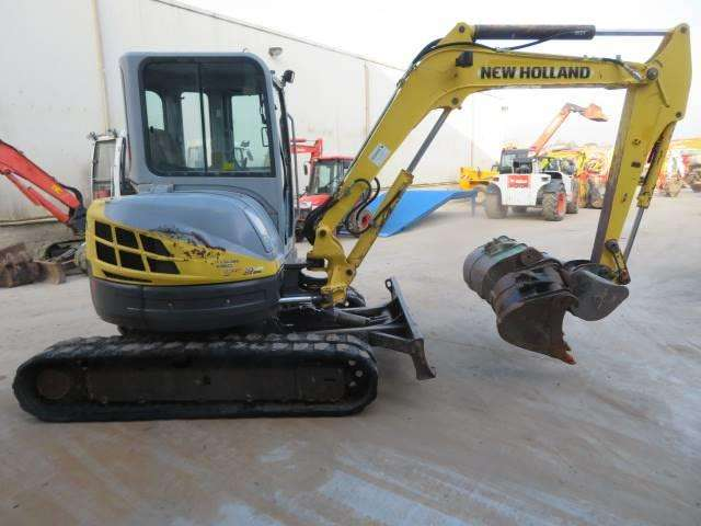 New Holland E 50 SR - 2006 - image 3