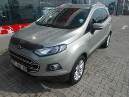2014 Ford ECO Boost 1.0 Trendline