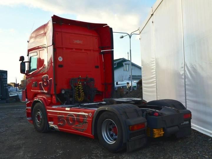 Scania R 500 V8 Hydraulika, Retarder - 2012 - image 2
