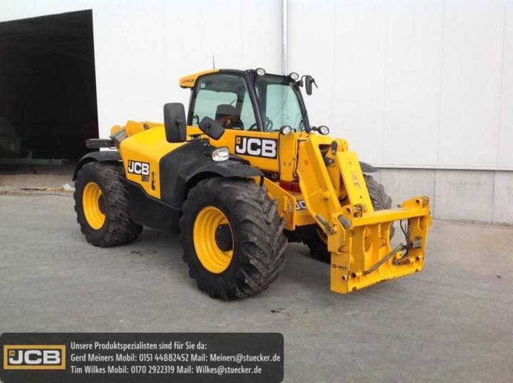 JCB 541-70 agri plus - 2017