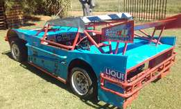 Oval Track Car