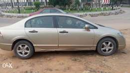 Honda Civic 2008 (Buy, Wash and Drive) for serious buyers.