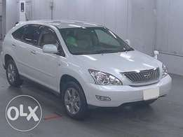 Toyota Harrier/2010/Price 2,700,000/=KCP REG!! 2400cc/2WD/Auto/Petrol