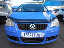Volkswagen 2006 Polo 86,000 km 1.4 Sunroof Base Line Hatch Back Manua