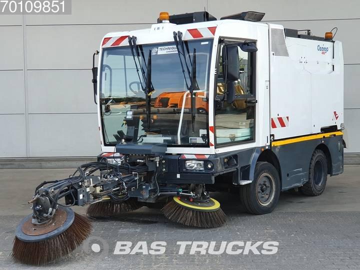 Balayeuse  Schmidt CLEANGO Compact 400 4X4 - 2008