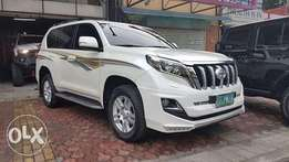 Prado Land cruiser Facelift &Bodykit
