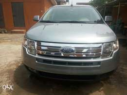 Ford Edge Toks/Imported 2008 Model For Quick Sale
