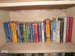 /- Lonely Planet Travel guides,guidebooks, phrasebooks, hiking books
