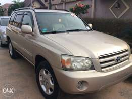 Toyota Highlander 2005 Limited (3rows)