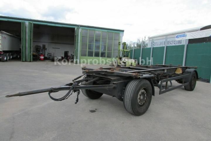 Koegel AWE 18 - BDF - ATL - SAF Axle Nr.: 827 - 1999