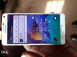 Clean samsung galaxy note 4 for sale