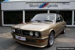 BMW 535i wanted