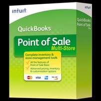 QuickBooks Point of Sale Multi-Store Software