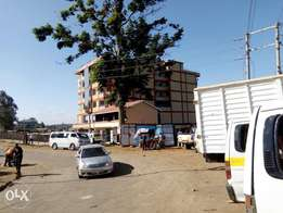 New spacious one bedrooms and business space to let in Thika town