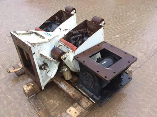Webster Rockwheel Td-40 Planer