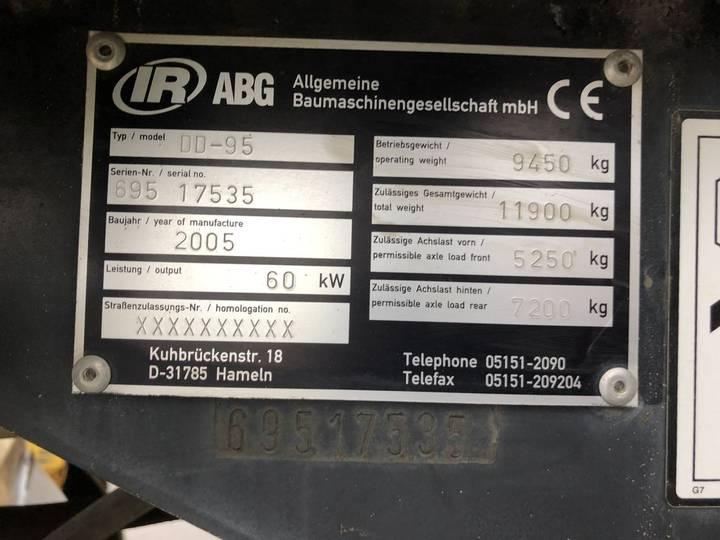 Ingersoll Rand DD-95 - 2005 - image 13