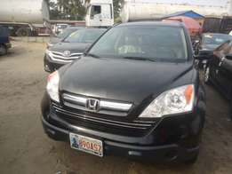 Foreign used 2008 Honda crv for sale.