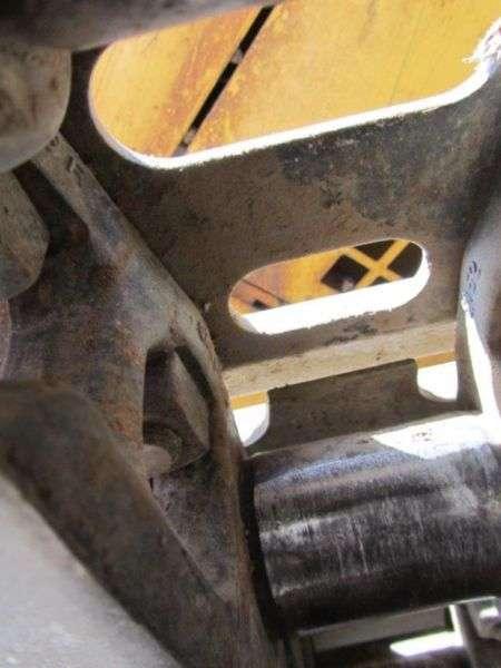 Caterpillar 318el **bj 2012 * 4680h * Hammerltg. ** - 2012 - image 10