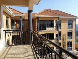 New two bedroom apartment house for rent in kisasi at 650k