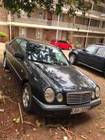 Buy This Neat Mercedes Benz E 320 Automatic transmission, Year 2003.