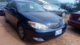 Very clean 4cylimder Toyota Camry AC freezing