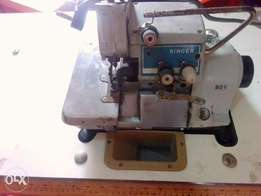 Weaving machine 801 singer