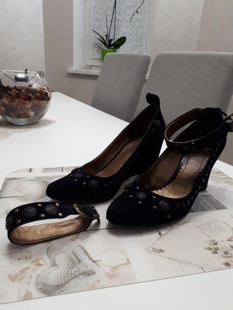 f035c4bf722316 Жіночі туфлі,натуральний замш,р.37,Польща.: 500 грн. - Жіноче взуття ...