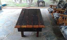 Chunky Oregon coffee table for sale