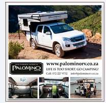 New 2017 Palomino SS600 Backpack Edition Bakkie Campers for sale