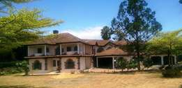 Lavington muthangari road 8bed commercial house