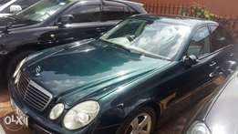 Benz E320 for sale