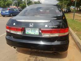 Honda Accord End of Discussion (Inspire)