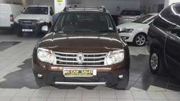 Renault Duster Dci 4x4