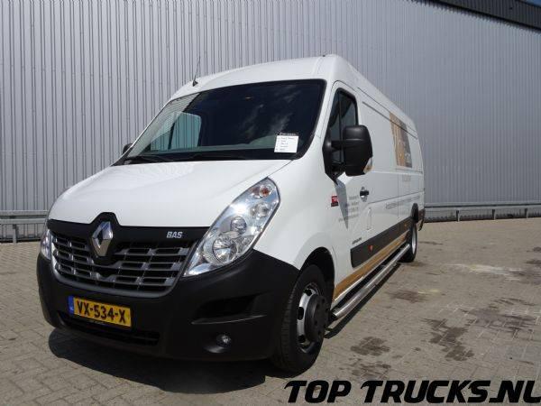 Renault Master DCI 160 Energy, Diepvries/Koelwagen, Freeze, Tiefk... - 2016