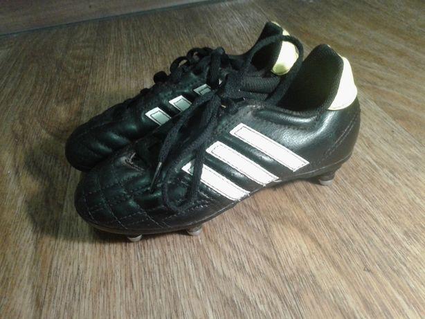 8ab2d27d257be7 бутсы с шипами Adidas р.30.5 стелька 19 см адидас ,буци Дніпро - зображення