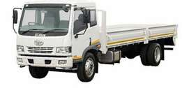 Truck for hire, long term and short term