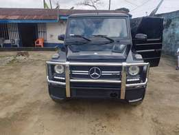 Like New 2015 Mercedes-Benz G-63
