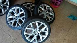 "18"" Edition 35 Mags with Tyres For Sale"