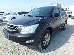 Toyota Harrier, KCN,leather seats