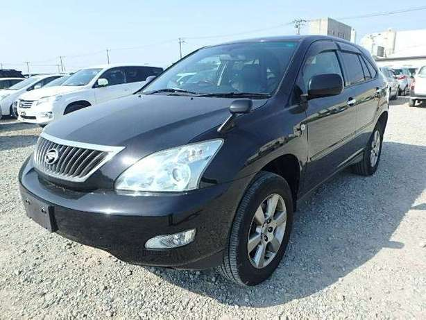 Toyota Harrier, KCN,leather seats City Centre - image 1