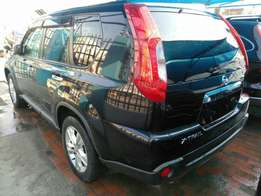 Nissan Xtrail New shape KCM number 2010 model loaded with alloy rims