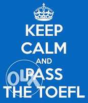 TOEFL top score in 6 weeks