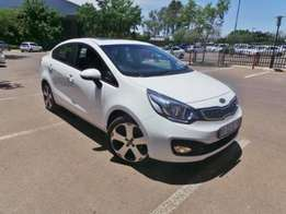 2012 KIA RIO 1.4 TEC (4DR) - R 128 995 (Finance Application Available)
