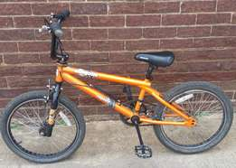 Mongoose Subject BMX Bicycle - Unwanted Gift