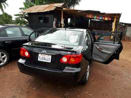 Tokunbo Toyota Corolla 2005 model for sale